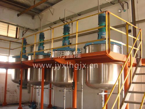 砂磨机属于湿法超细研磨设备